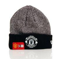 Zimná čapica New Era Rib Cuff Knit Manchester United