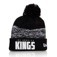 New Era Team Word Bob LA Kings Black