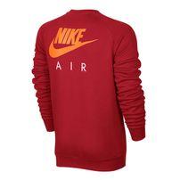 Nike M NSW CRW FLC AIR HRTG University Red