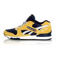 Reebok GL 6000 Athletic Yellow Indigo Steel M45925