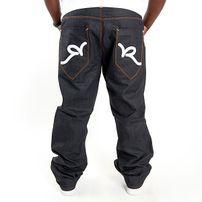 Džíny Rocawear Double R Baggy Fit Raw Japan R00J9969E-823