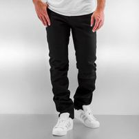 Rocawear / Straight Fit Jeans Relaxed Fit in black
