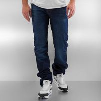 Rocawear / Straight Fit Jeans Relaxed Fit in blue