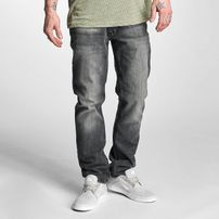 Rocawear / Straight Fit Jeans Relaxed in grey