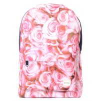 Ruksak Spiral 21 Roses Backpack Bag Pink
