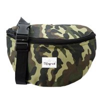 Spiral Camo Jungle Bum Bag