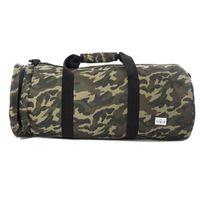 Spiral Camo Jungle Duffel Bags