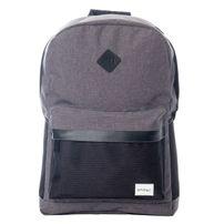 Ruksak Spiral Charcoal Black Mesh SP Backpack Bag