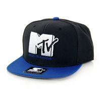 Starter MTV Icon Logo 3 Tone Black Royal