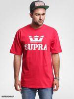 Supra Above Cardinal Red