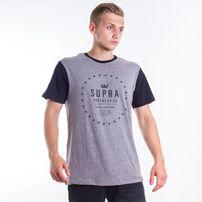 Supra Star Seal Grey Black