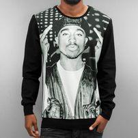 Thug Life 2Pac Sweatshirt Black