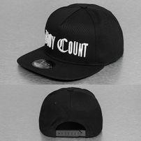 Thug Life Body Count Cap Black