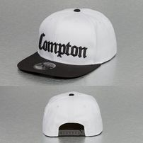 Thug Life Cap Compton White