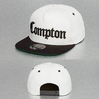 Thug Life Cap Compton White1