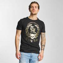 Thug Life Celebrate T-Shirt Black