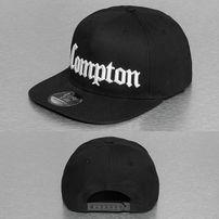 Thug Life Compton Cap Black