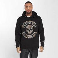 Thug Life / Hoodie B.Camo in black