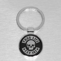 Thug Life Key Chain Chrom Platin