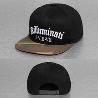 Thug Life killuminati Cap Black