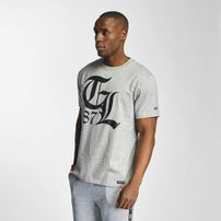 Thug Life Mellow T-Shirt Grey Melange