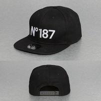 Thug Life N° 187 Cap  Black
