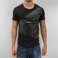 Thug Life Panther T-Shirt Black/Black