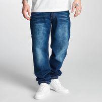 Thug Life Primorsk Carrot Fit Jeans Blue
