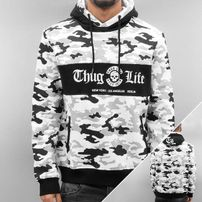 Thug Life Ragthug Hoody White