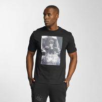 Thug Life Scar T-Shirt Black