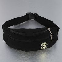 Thug Life Skull Hip Bag Black