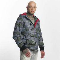 Thug Life / Winter Jacket Threat in gray