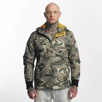 Thug Life / Winter Jacket Threat in green