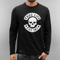 Thug Life Z-Ro Longsleeve Black