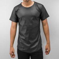 Thug Life Zip Panther T-Shirt Black/Laser