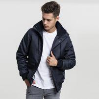 Urban Classics Heavy Hooded Jacket navy