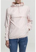 Urban Classics Ladies Basic Pullover light pink