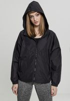 Urban Classics Ladies Oversize Windbreaker black