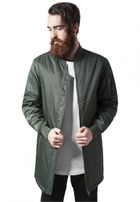 Urban Classics Long Bomber Jacket olive