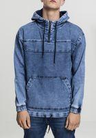 Urban Classics Pullover Denim Jacket randomblue