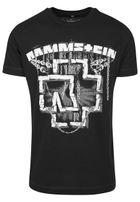 Urban Classics Rammstein In Ketten Tee black