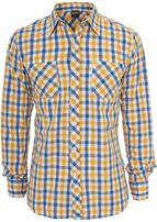 Urban Classics Tricolor Big Checked Shirt roywhtora