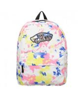 VANS WM REALM BACKPACK White/Tie-Dy