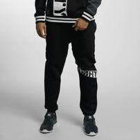 Pánske tepláky Who Shotky Ya? Bluecamou Sweatpants Black