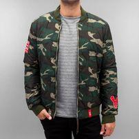 Who Shot Ya? Camo Jacket Camouflage