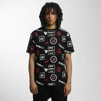 Who Shot Ya? GameOver T-Shirt Black