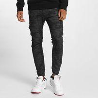 Who Shot Ya? K205 Slim Fit Camo Pants Grey Camo