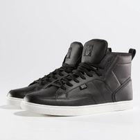 Who Shot Ya? Sultan High Sneaker Black