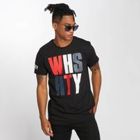 Who Shot Ya? / T-Shirt WHSHTY in black