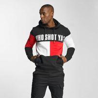 Who Shot Ya? This Tao Hoody Red/Black